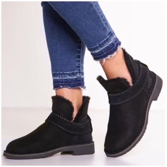 e8ffc1f1a1f Ugg McKay Water Resistant Bootie